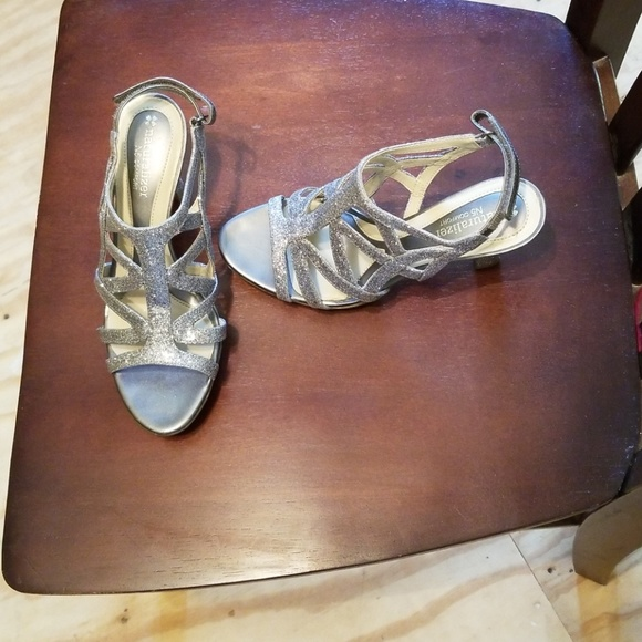 Naturalizer Shoes - silver shoes